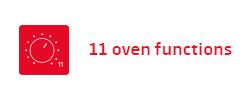 Lò nướng Fagor 11 Oven Funtion