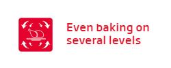 Lò nướng Fagor Baking in all Level