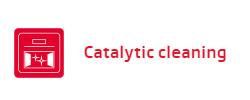 Lò nướng Fagor Catalytic cleaning
