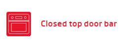 Lò nướng Fagor Closed top bar