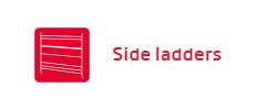 Lò nướng Fagor side ladder