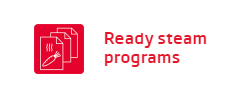 Lò nướng Fagor Ready steam programme