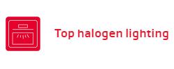 Lò nướng Fagor halogen top lighting