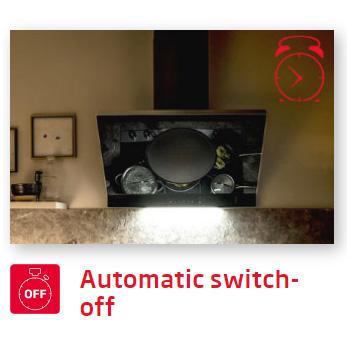 Máy hút mùi Fagor 3CFS-6032X Automatic Switch off