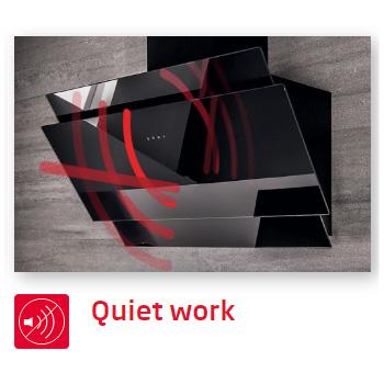 MÁY HÚT MÙI FAGOR 3AF3-601W Quiet work