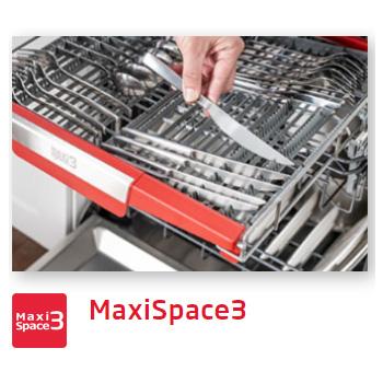 MÁY RỬA BÁT FAGOR 3LVF-61S Maxi space 3