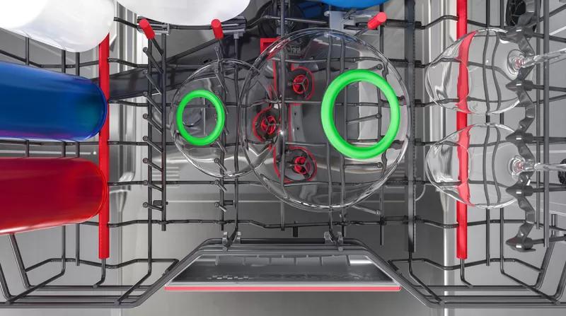 Đánh giá máy rửa bát Bosch Extra Clean Zone