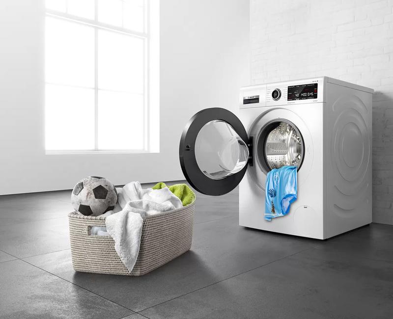 Máy giặt Bosch Auto Staining