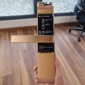 khóa điện tử yale YDM4109A Gold