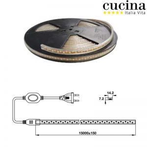 Đèn led dây silicon Cucina STELLA 833.01.410