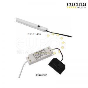 Bộ đèn led thanh Cucina STELLA 833.01.496