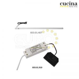 Bộ đèn led thanh Cucina STELLA 833.01.497