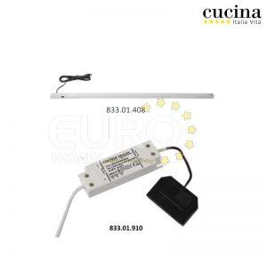 Bộ đèn led thanh Cucina Stella 833.01.498