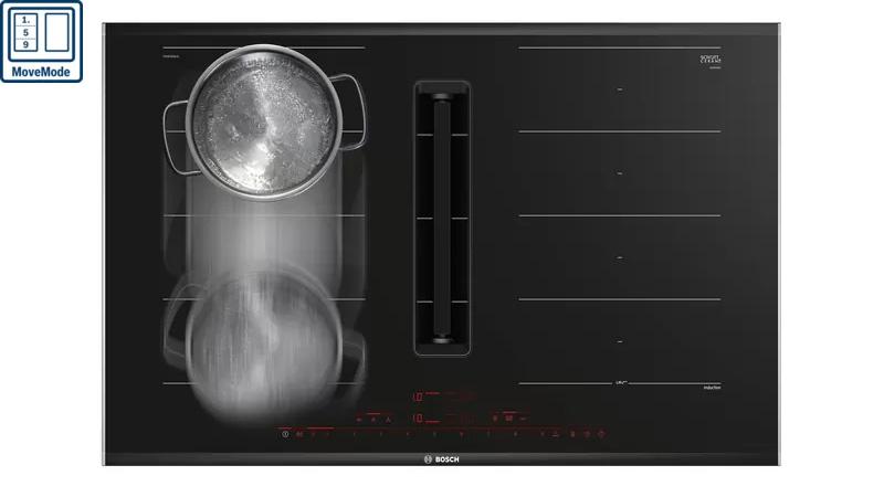 Bếp từ Bosch Move Mode