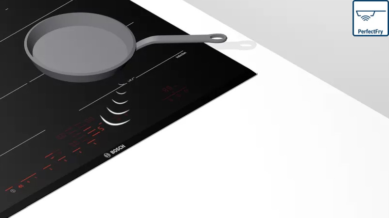 Anh bếp từ Bosch PerfectFry