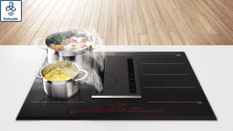 Bếp từ Bosch Perfect Air