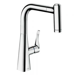 Vòi rửa bát Hansgrohe Metris Select M71 14834000