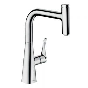 Vòi rửa bát Hansgrohe Metris Select M71 14857000