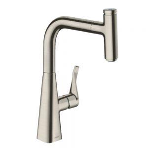 Vòi rửa bát Hansgrohe Metris Select M71 14857800