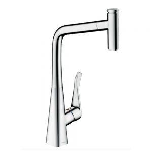 Vòi rửa bát Hansgrohe Metris Select M71 14884000